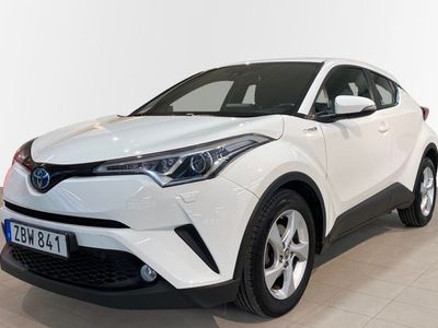 begagnad Toyota C-HR 1.8 HYBRID ACTIVE