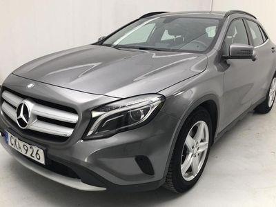 begagnad Mercedes GLA250 4MATIC X156