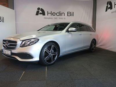 begagnad Mercedes E220 9G-Tronic / 360 kamera / Burmester