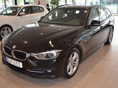 begagnad BMW 320 d Aut Touring Sportline / LED -17