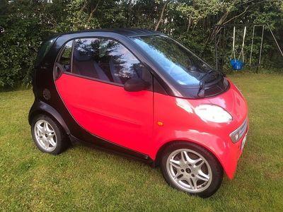 begagnad Smart ForTwo Coupé Coupé 0.6 45hk EV AVBET 143 KR/MÅN