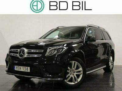 begagnad Mercedes 400 GLS Benz4M AMG 9G 360'KAMERA VÄRMARE EU6 2016, SUV Pris 539 900 kr