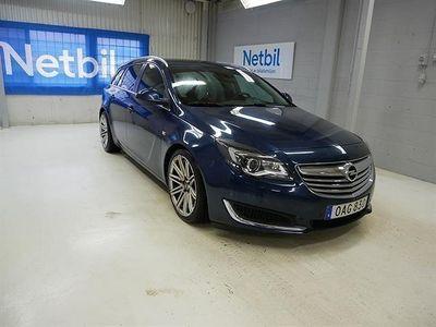 begagnad Opel Insignia 2.0 CDTI ecoFLEX Sports Tourer 140hk