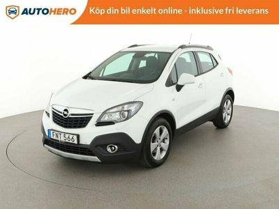 begagnad Opel Mokka 1.6 ecoFLEX / PDC, Xenon