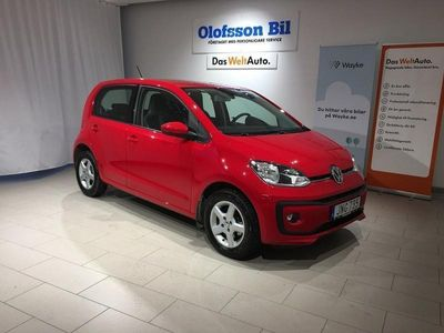 begagnad VW up! HIGH 1.0 75HK 2017
