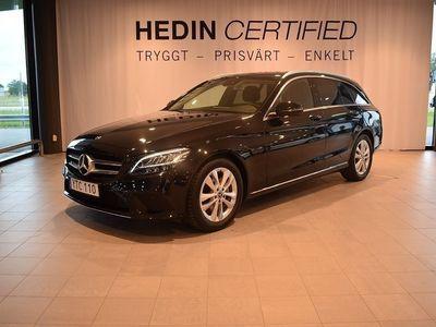 begagnad Mercedes C220 T d 9G-Tronic 194hk *Drag