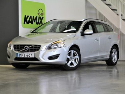 begagnad Volvo V60 T3 Momentum