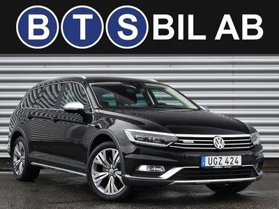 begagnad VW Passat Alltrack 4Motion DSG 240hk