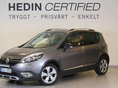 begagnad Renault Scénic XMOD 1.5dCi 110hk BOSE Edition Drag Vhjul NAV