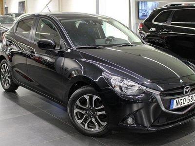 begagnad Mazda 2 VisionPlus 1,5 90hk 5D - 6 ÅRS GARANT