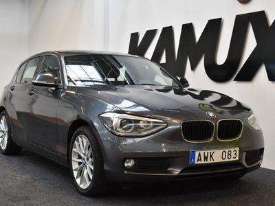 begagnad BMW 118 xDrive   5-door   143hk ***