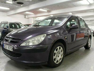 begagnad Peugeot 307 5-dörrar 1.6 XT (109hk)
