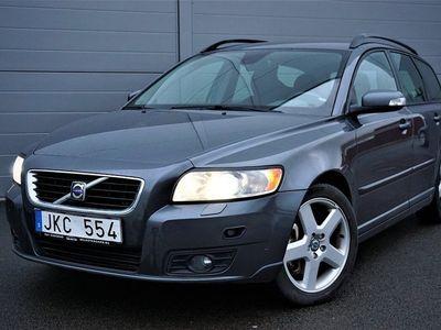begagnad Volvo V50 T5 / Momentum / Dragkrok (230hk)
