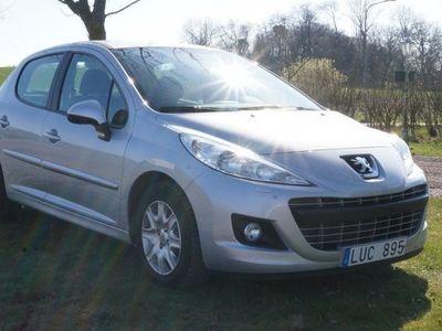 begagnad Peugeot 207 1,4 HDi 5 dr -11