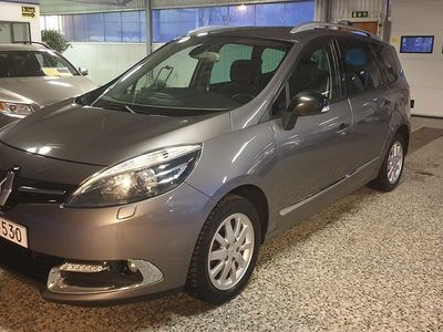 begagnad Renault Grand Scénic 1.5 dCi 7-sits Bose Edition