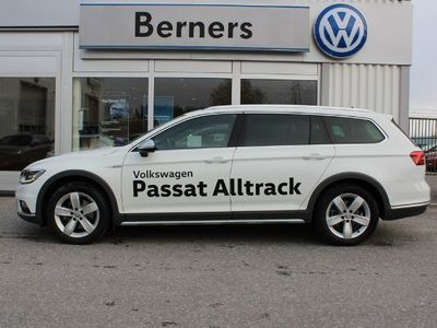 begagnad VW Passat Sportscombi