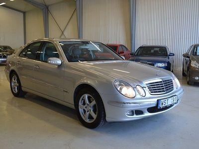 begagnad Mercedes E280 CDI 5G-Tronic 177hk Sedan -05