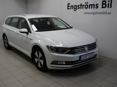 begagnad VW Passat SC TDI 150 HK