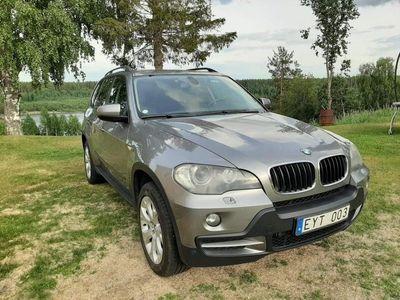 begagnad BMW X5 3.0d
