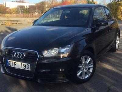brugt Audi A1 1.2 TFSI (86hk)
