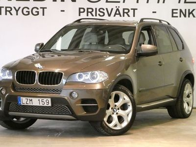 begagnad BMW X5 xDrive30d Sportline Drag Navi 245hk