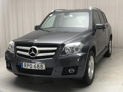 begagnad Mercedes GLK220 CDI BlueEFFICIENCY 4MATIC
