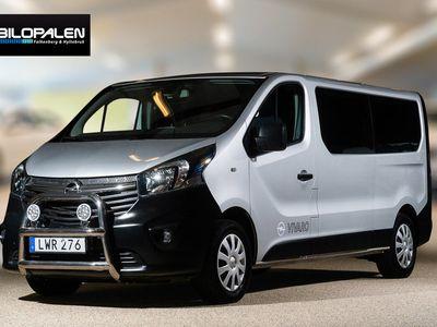 begagnad Opel Vivaro Kombi COMBI 9-sits