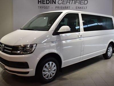 begagnad VW Caravelle 2,0TDi 150 hk 9-sits S/V-hjul