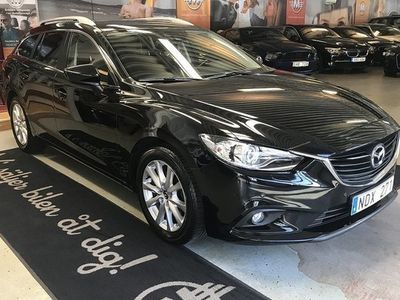 begagnad Mazda 6 2.0Skyactiv-g   Firar 20 år i Huddinge 2013, Personbil 129 900 kr