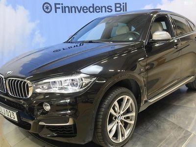 begagnad BMW X6 M50D M-sport,v-hjul drag nav 2015, SUV 509 100 kr