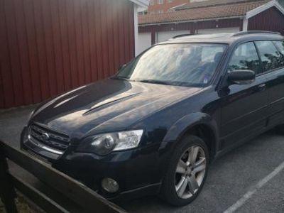 brugt Subaru Outback 3.0 R -06