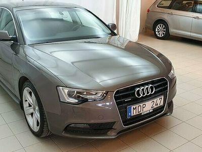 begagnad Audi A5 Quattro 3,0 TDI Aut 2013, Sportkupé 199 000 kr
