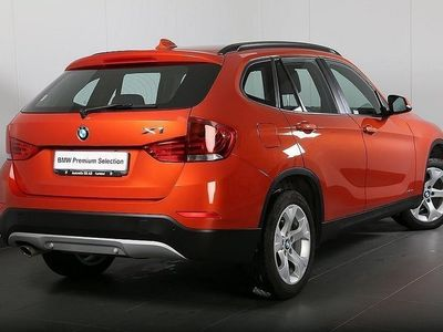begagnad BMW X1 18d Xdrive/Automat/Navi/HK
