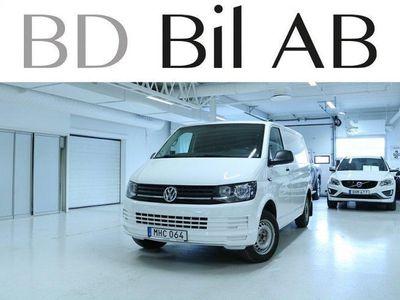 begagnad VW Transporter T6 2.0 TDI D-VÄRM DRAG -16