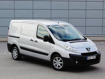 begagnad Peugeot Expert Skåpbil 2.0 Diesel 128hk Dragkrok Nybesiktigad
