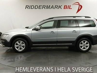 begagnad Volvo XC70 II D4 AWD (181hk) Summum, Inscription