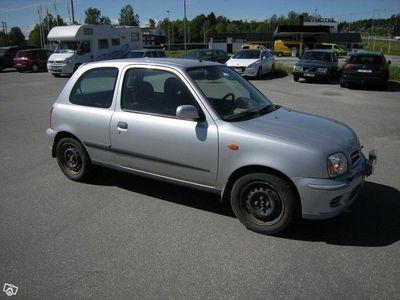 brugt Nissan Micra 1,4 80 Hk Gör det själv -03