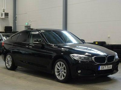 begagnad BMW 320 Gran Turismo d xDrive 184HK Automat Sportline / SE UTRUSTNING