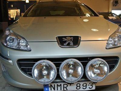 begagnad Peugeot 407 SW 2,0 Hdi Kombi