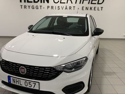 begagnad Fiat Tipo Sedan 1.4 FIRE Manuell, 95hk, 2017