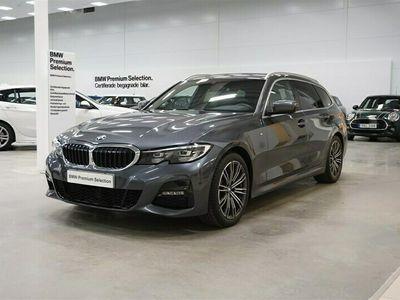 begagnad BMW 320 i Auto M-Sport HiFi Navi Connected Helljusassistent