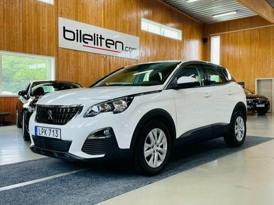begagnad Peugeot 3008 1.6 BlueHDi EAT Euro 6 120hk