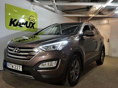 begagnad Hyundai Santa Fe 2.2 CRDi 4WD Automat 200hk