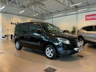begagnad Mercedes Citan 109 CDI Euro 6 90hk