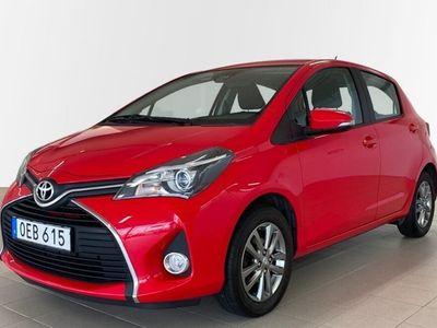 begagnad Toyota Yaris 1,33 5-D ACTIVE