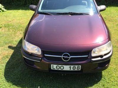 brugt Opel Omega -94