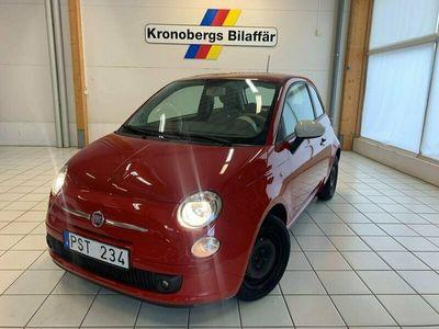 begagnad Fiat 500 500 1.2 Pop Color Manuell 2012, Halvkombi Pris 68kr