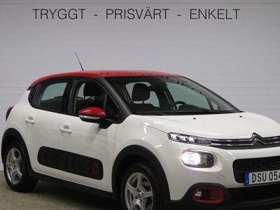 begagnad Citroën C3 PT82 FEEL / / DRAG / /