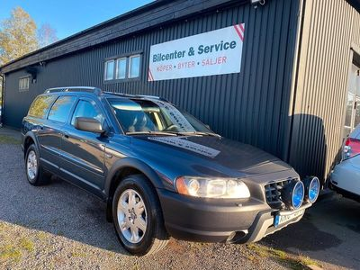 begagnad Volvo XC70 D5 AWD Geartronic Kinetic 185hk
