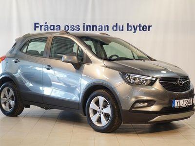 begagnad Opel Mokka X Enjoy 1.4 Turbo 140hk Dragkrok